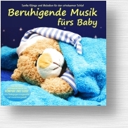 CD Beruhigende Musik f�rs Baby
